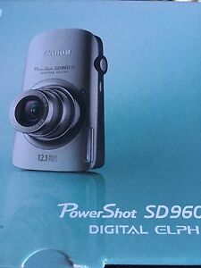 Canon SD960 IS PowerShot