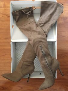 Brand New ALDO Asteille Over-the-Knee Boots size 6.5
