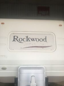 Rockwood travel trailer 32 foot 2007