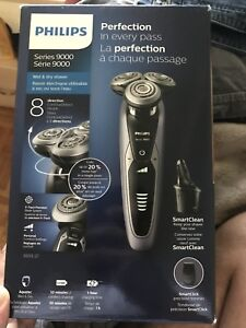 Philip's Electronic shaver. Series 9000, with Smart Clean