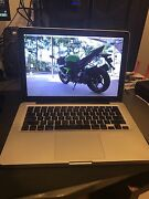 Macbook Pro 13inch 250gb Mudgeeraba Gold Coast South Preview