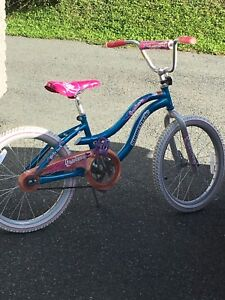 "Girls 20"" Supercycle bike"