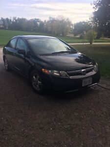 2008 Honda Civic (Safety and Etested)