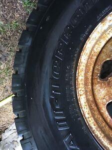 Chev S10 tire