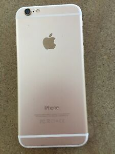 Gold iPhone 6 - 64 gig