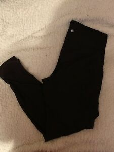 Lulu lemon leggings size 12