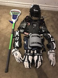 YOUTH LACROSSE EQUIPMENT!!