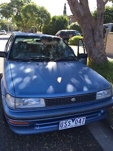 Corolla Mentone Kingston Area Preview