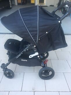 VALCO BABY SNAP 4 with adjustable leg rest
