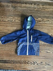 Unisex Toddler Size 2 Spring Jacket navy
