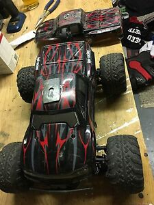 HPI Savage Flux XS 4wd rc
