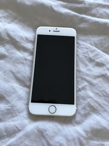iPhone 6 64gb in excellent condition (rose gold)