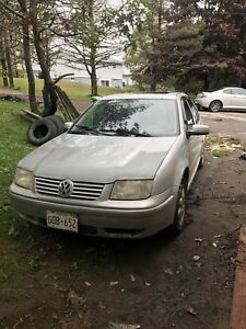 2002 vw Jetta 2.0 5speed