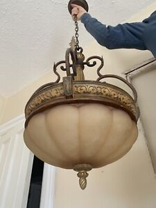 Large Chandeliers -antique look