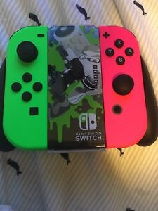 Nintendo Switch Joycons and Accessories