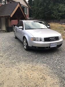 Audi A4 quick sell!