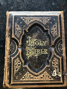 King James Bible 1800s