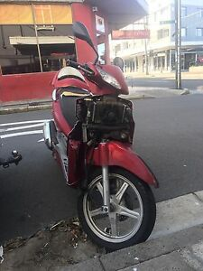 SYM HD200  Scooter written off North Bondi Eastern Suburbs Preview