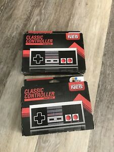 NES and SNES Controllers brand new