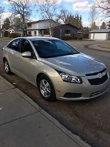 2012 Chevy Cruze ONLY 67,000kms