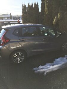 LEASE TAKEOVER 2016 Honda Fit EX