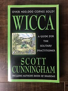 WICCA A Guide For The Solitary Practitioner Paperback Book. $6