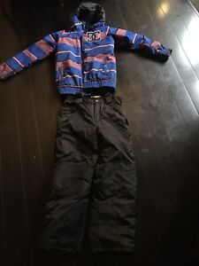 Snow suit $30 i have to of these suits