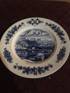 Atlantic Canada Collector Series Plates 6$ each or 15 $for all 3