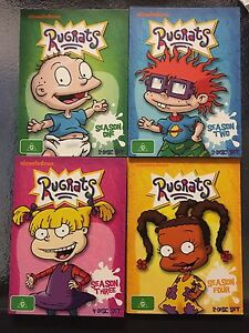 Rugrats seasons 1-4 Mango Hill Pine Rivers Area Preview