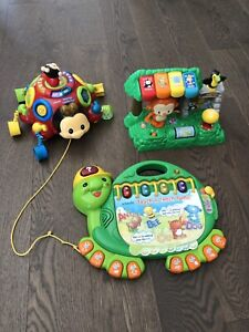 Bundle baby learning toys for sale