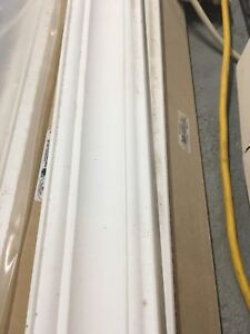 "100' of primed 5/8"" Alexandria MDF crown moulding"