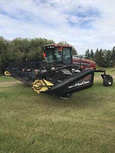 2011 Macdon Premier M150 30' Swather