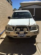 Holden rodeo RA 2006 4WD 3.0 litre turbo diesel please read add Innaloo Stirling Area Preview