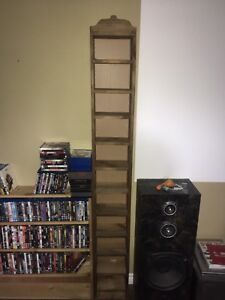 Cd tower/ book case