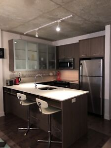 Fully furnished condo in Griffintown