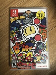 Bomberman for Nintendo switch