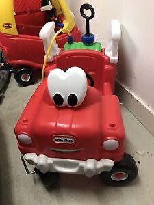 Little Tikes Spray & Rescue Fire Truck;cozy coupe Mentone Kingston Area Preview