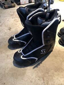 Snowboard boots, $100 each obo