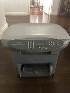 HP Laser printer scanner copier