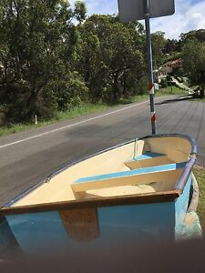 Yacht tender Fishing Point Lake Macquarie Area Preview