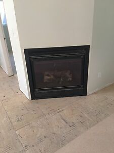 Direct vent Majestic gas fireplace for sale $400