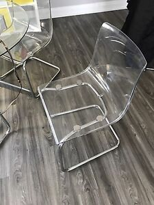IKEA Tobias chairs x 4