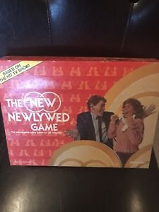 Vintage the newly wed game