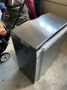 Samsung Laundry Pedestal Stainless