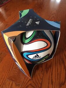 FIFA World Cup 2014 Brazuca Official Match Ball Adidas