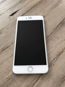 IPhone 6Plus 64GB Silver with Bell