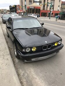1991 e34 m5 BMW California Dinan Car