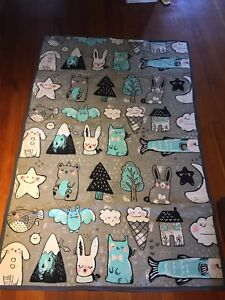 Baby Quilt/ Playmat