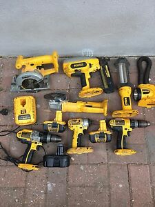 Dewalt 18v set St Agnes Tea Tree Gully Area Preview