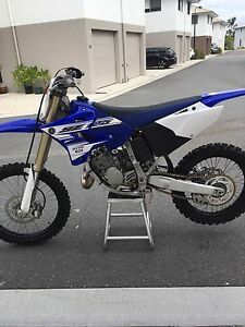2016 Yamaha yz125 Merrimac Gold Coast City Preview
